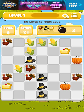 A Thanksgiving Match Game screenshot 6
