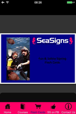 SeaSigns - náhled