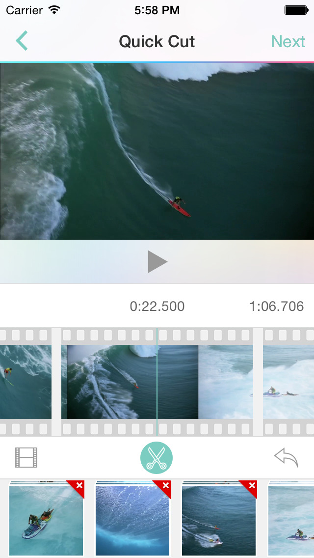 Video Toolbox - Movie Maker screenshot 2
