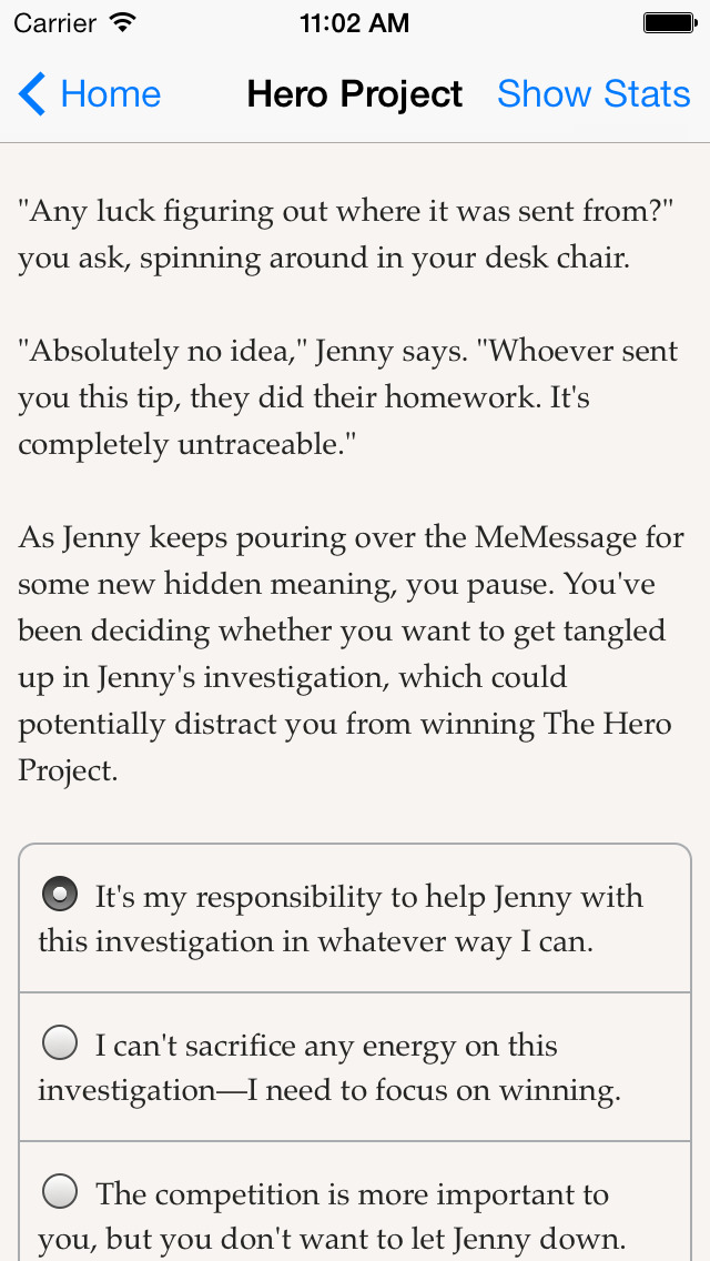 Heroes Rise: The Hero Project screenshot 4