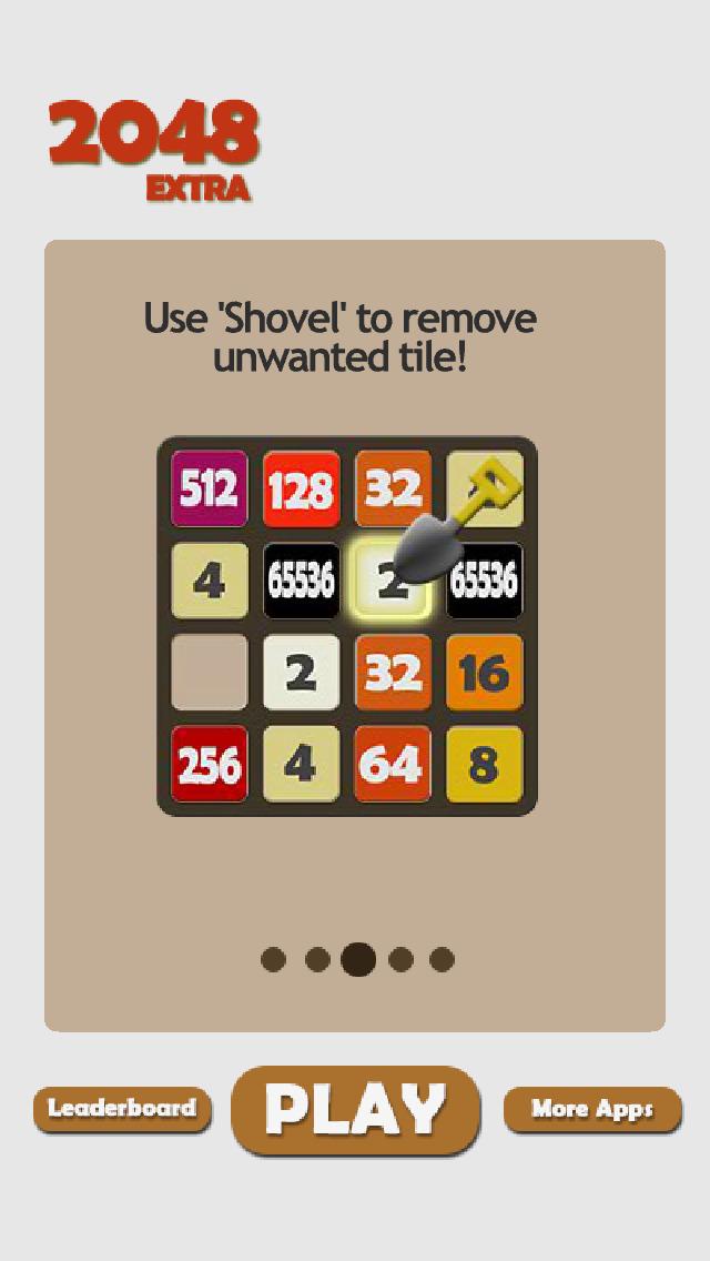 2048 Extra screenshot 1