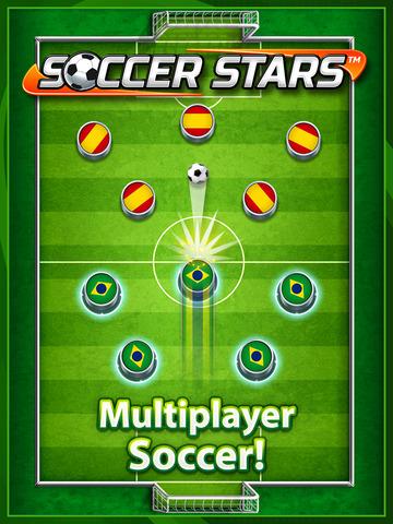 Soccer Stars™ screenshot 6