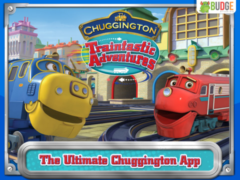 Chuggington Traintastic Adventures Free – A Train Set Game for Kids screenshot #1
