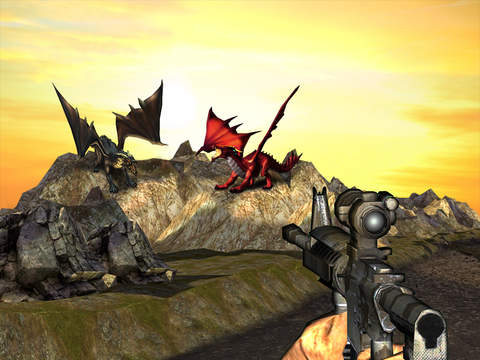 Dragon Hunt 3D: Deadly Shooter screenshot 10