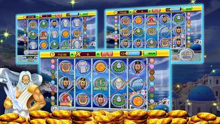 A Zeus Greek God High Roller Las Vegas Casino Slots Free screenshot 5