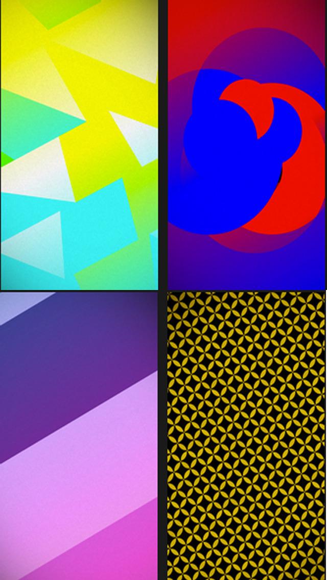 Swipe Wallpapers. Swipe to create unlimited wallpaper patterns screenshot 3