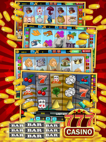 777 Casino for iPad screenshot 5