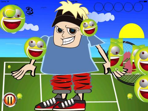 A Tennis Ball Swipe HD PRO screenshot 9