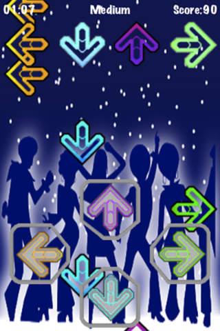 Fingers Dance Revolution - Tap Dance - náhled