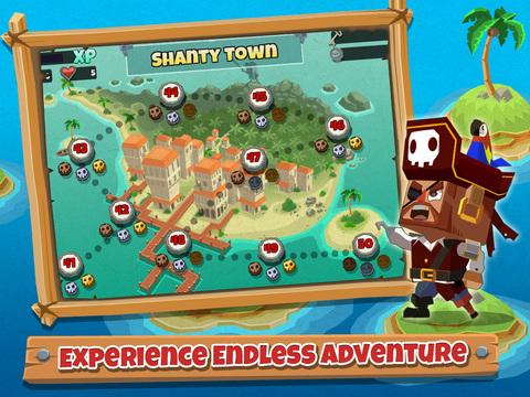 Pirate Bash screenshot 7