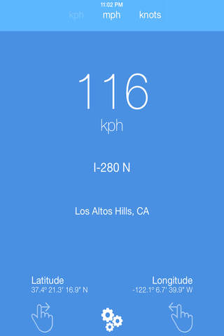 Speed Map - Weather, Map, Speedometer, Route Track - náhled