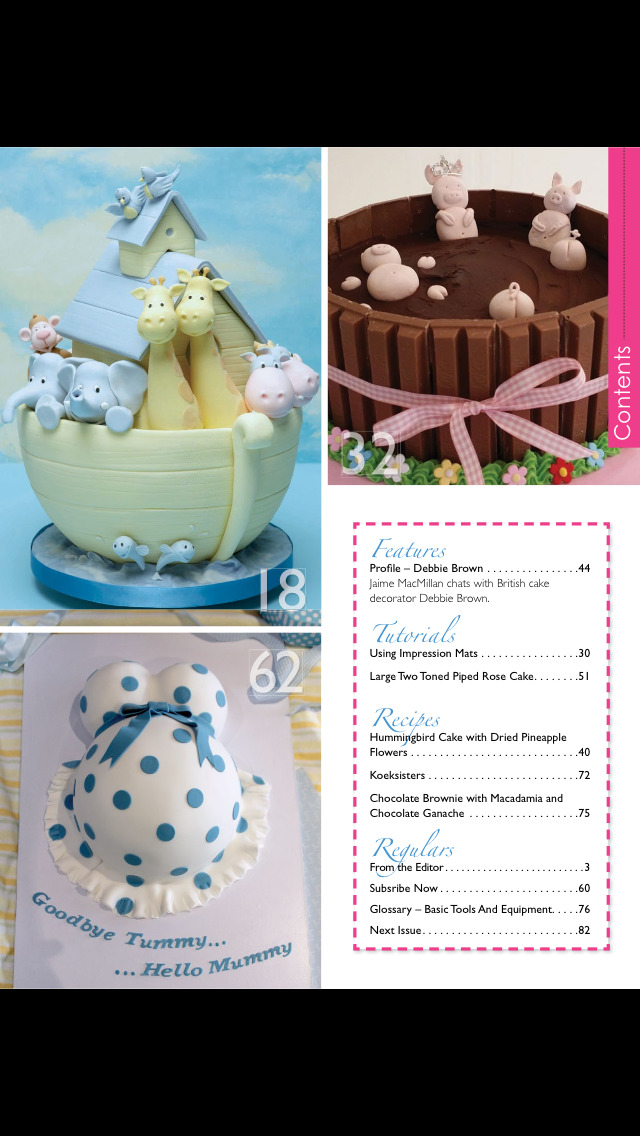 Creative Sugar Craft Magazine screenshot 5