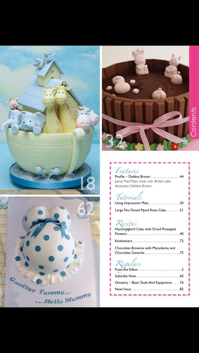 Creative Sugar Craft Magazine screenshot 5