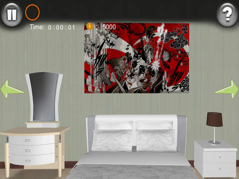 Can You Escape 8 Crazy Rooms III Deluxe screenshot 9