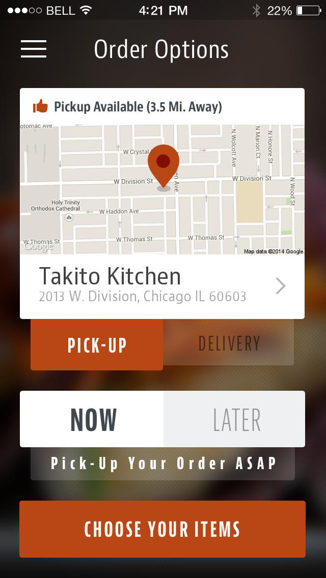 Takito Kitchen screenshot 2