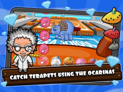 Terapets 2 - Monster Dragon Evolution screenshot 10