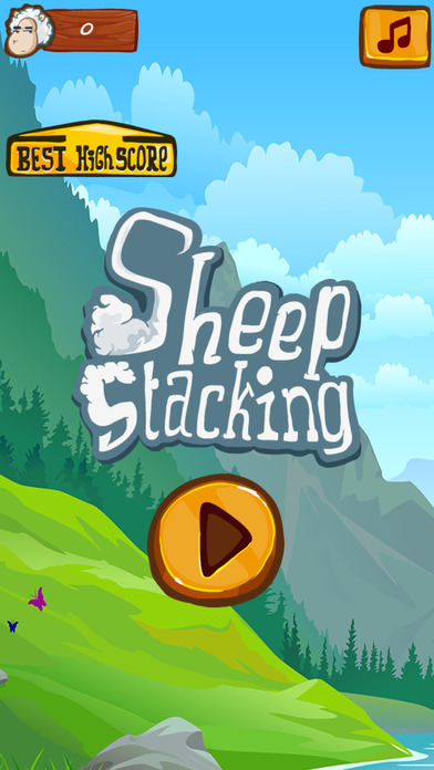 Sheep Stacking ⁢ screenshot 1