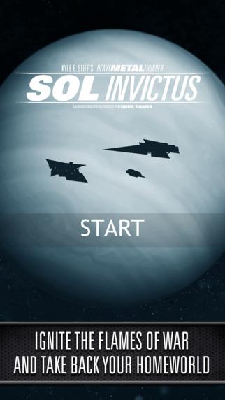 لعبة SOL INVICTUS: The Gamebook v2.2 لجوالات الاندرويد