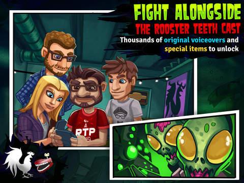 Rooster Teeth vs. Zombiens screenshot 7
