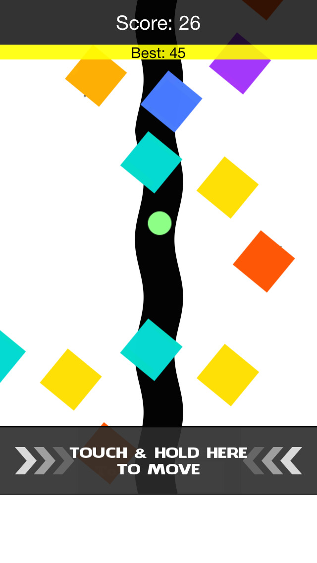 Amazing Squares screenshot 1