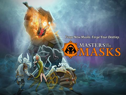 Masters of the Masks screenshot 6