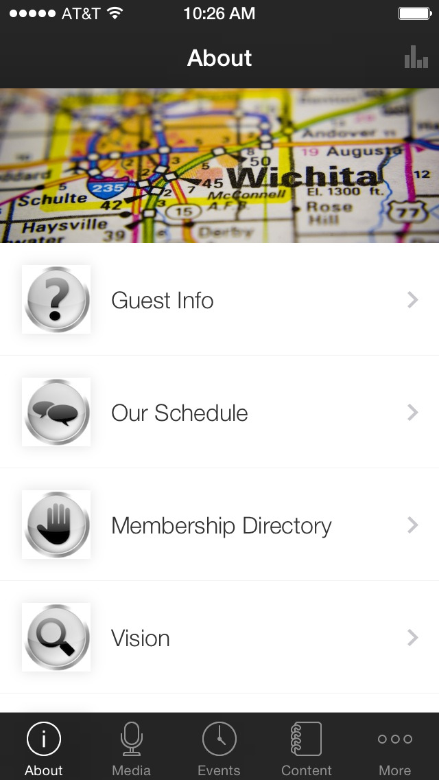 Metro East Baptist screenshot 1