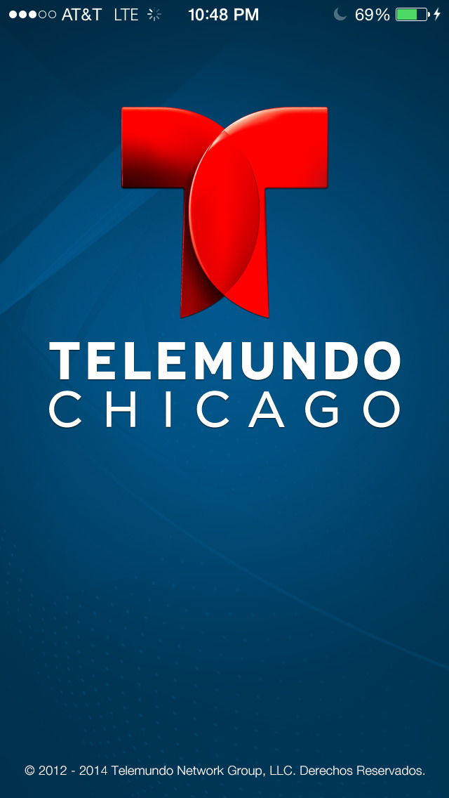 Telemundo Chicago screenshot 1