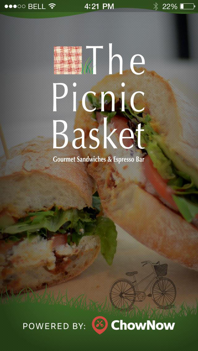 The Picnic Basket screenshot 1
