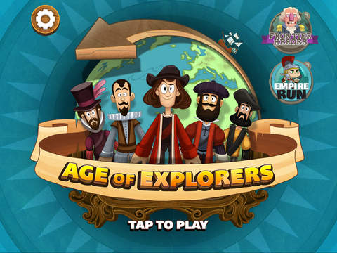Age of Explorers - A Planet H game from HISTORY screenshot 6