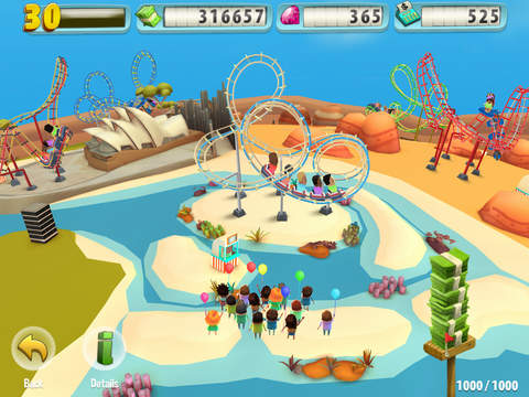 Coaster Crazy screenshot 9