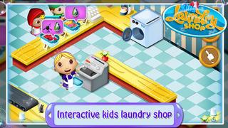 Kids Laundry Shop screenshot 3