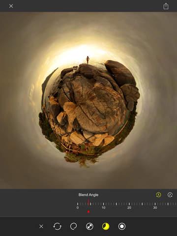 Living Planet - Tiny Planet Videos and Photos screenshot 7