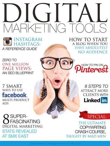 Digital Marketing Tools - Digital, Social & Conten - náhled