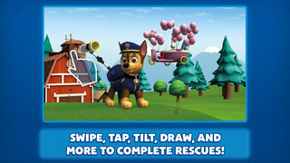 PAW Patrol Pups to the Rescue screenshot 2