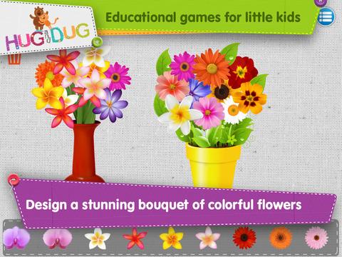 Little Creator - HugDug kids and toddlers make art like grown ups! screenshot 3