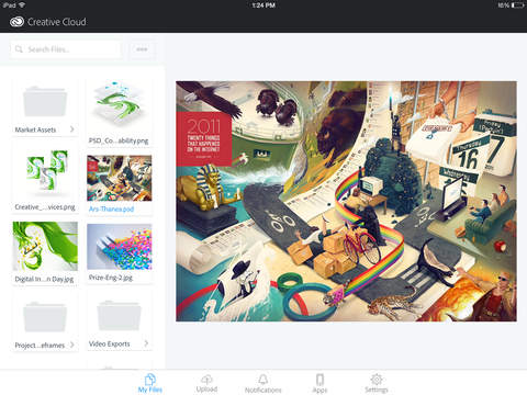 Adobe Creative Cloud screenshot 5