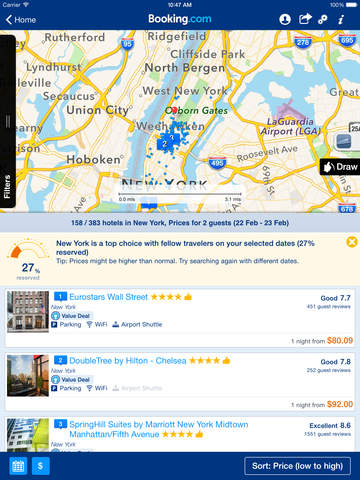Booking.com: Hotels & Travel screenshot 7