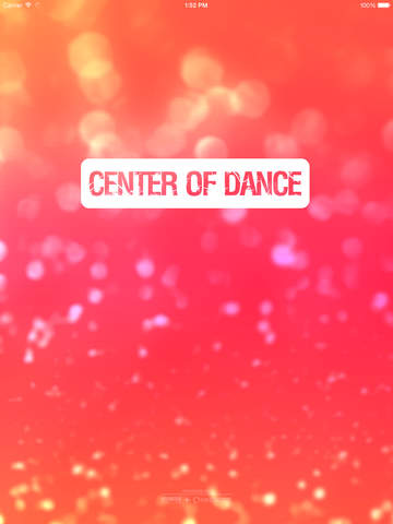 CENTER OF DANCE screenshot #1