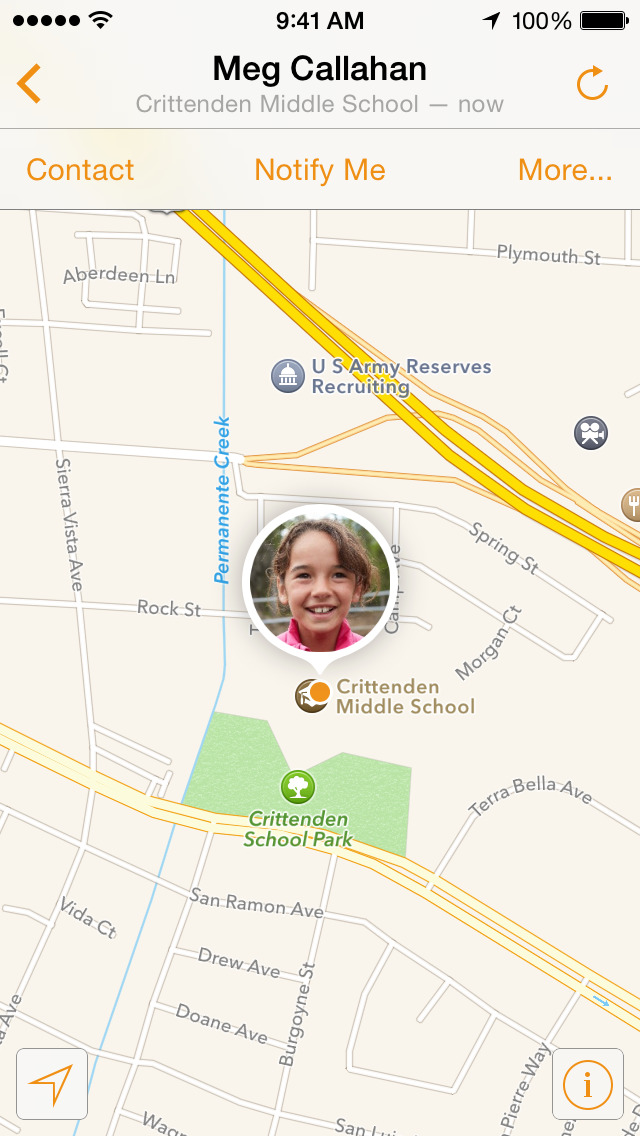 Find My Friends screenshot 2