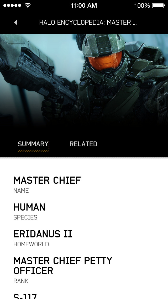 Halo Channel screenshot 5