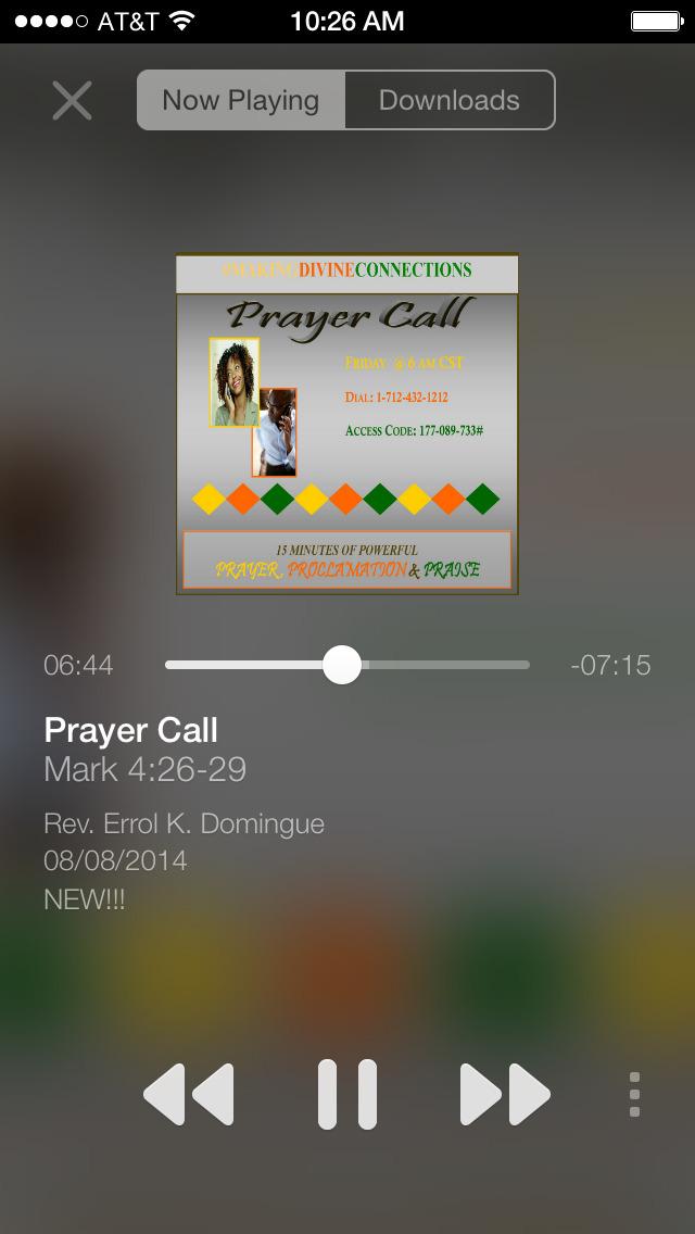 Elm Grove Baptist Church screenshot 2