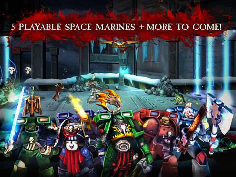 Warhammer 40,000: Carnage screenshot #3
