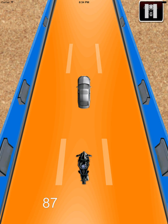 Advance Bike Race Pro - Motorcycle Chase screenshot 10