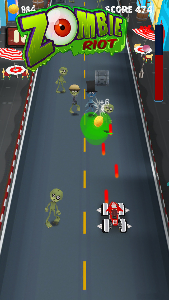 Zombie Riot screenshot 4