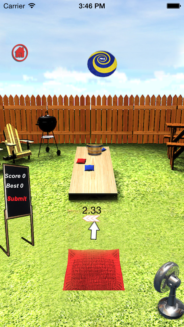 Flying Saucer Pro screenshot 4