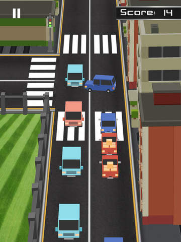 Beat the traffic:Be road boss screenshot 9