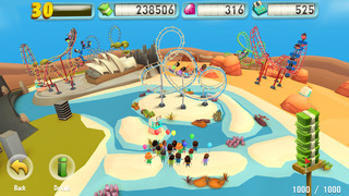 Coaster Crazy screenshot 4