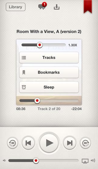 Audiobooks HQ -- audio books screenshot 5