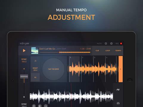 edjing Pro - music remix maker screenshot 8