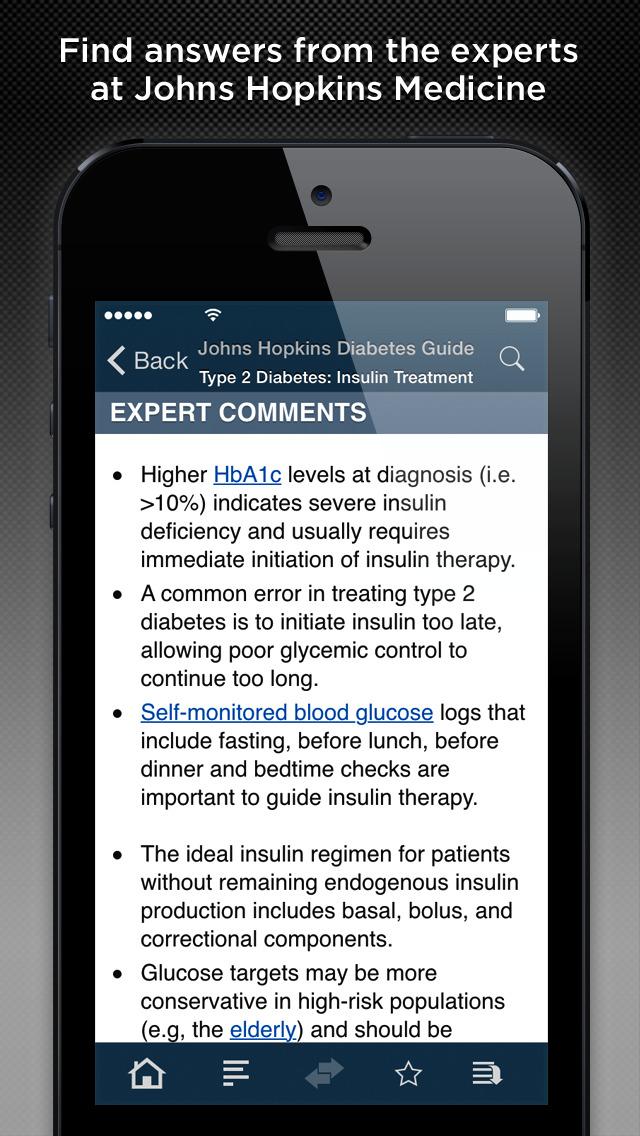 Johns Hopkins Antibiotic Guide screenshot 5